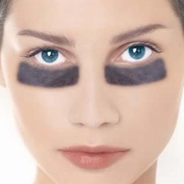 Image result for dark circles woman noticing her dark circles picture