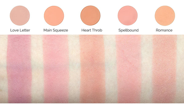 Blush Pan Spell Bound Makeup Geek