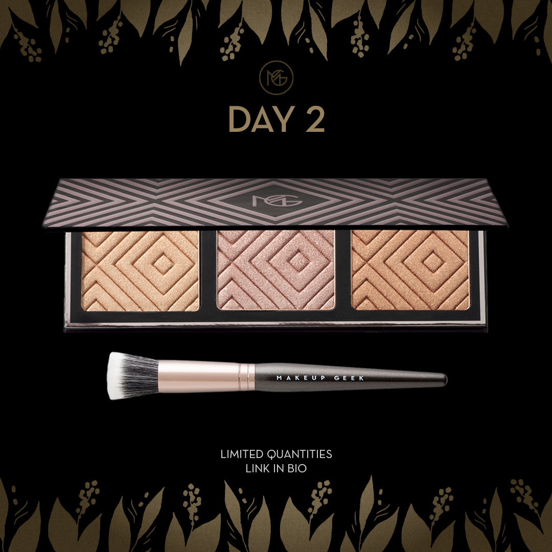 Day 2: Kathleen Palette and Brush Bundle