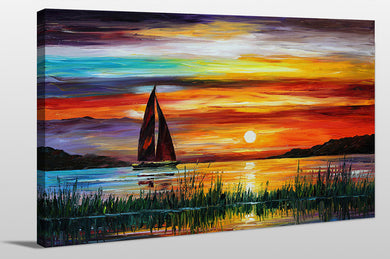 Giclee Stretched Canvas Wall Art by Leonid Afremov