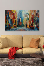 Canvas Wall By Leonid Afremov