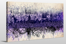 Wall Art  by Bekim Mehovic  Nyc Tribute Skyline II