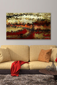 Canvas Wall Art Mark Lawrence Too Many People And Not Enough Eyes To See Acts 18 9