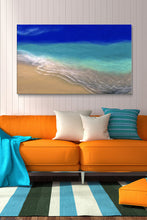 Canvas Wall Art Mark Lawrence Beach Scene
