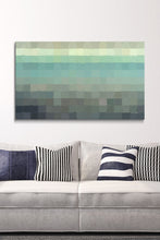 Canvas Wall Art Mark Lawrence Circles and Squares #24