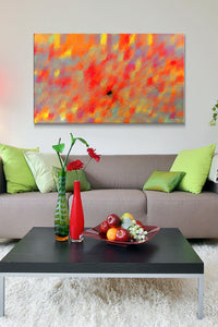 Canvas Wall Art Mark Lawrence Fall to Pieces