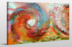 Canvas Wall Art Mark Lawrence The Beginning  Genesis 1 1