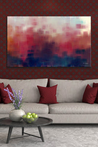 Canvas Wall Art Mark Lawrence My Rainbow In The Cloud Genesis 9 13