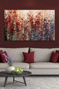 Canvas Wall Art Mark Lawrence The Past The Now The Coming Years