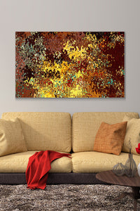 Canvas Wall Art Mark Lawrence The Deliverer