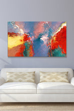 Canvas Wall Art Mark Lawrence He is Risen!  Matthew 28 6