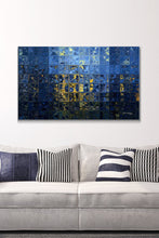 Canvas Wall Art Mark Lawrence Mediterranean Blue
