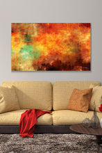 Canvas Wall Art Mark Lawrence The Distraction of Contempt Psalm 123 3