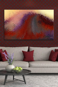 Canvas Wall Art Mark Lawrence Redwave