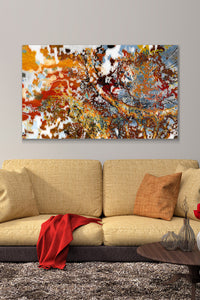 Canvas Wall Art Mark Lawrence The Evidence of Our Thoughts