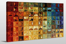 Canvas Wall Art Mark Lawrence Modern Tile Art #22 2008