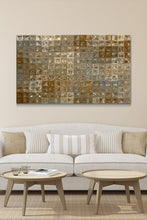Canvas Wall Art Mark Lawrence Tile Art #6 2013
