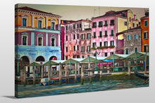 Wall Art  by Yuri Malkov  Venice Architecture Iii