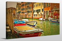 Wall Art  by Yuri Malkov  Venice Canals Iv
