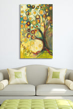 Wall Art  by Jennifer Lommers  Tree Of Life Autumn