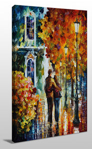 Wall Art  by Leonid Afremov  After The Date