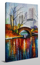 Wall Art  by Leonid Afremov  Central Park   New York