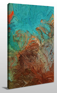 Canvas Wall Art Mark Lawrence Renew Your Thoughts