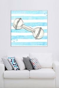 Wall Art  by Working Girls Design  Sea Shell 1
