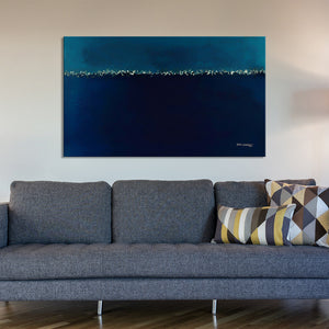 Canvas Wall Art Mark Lawrence The Face Of The Waters Genesis 1 2