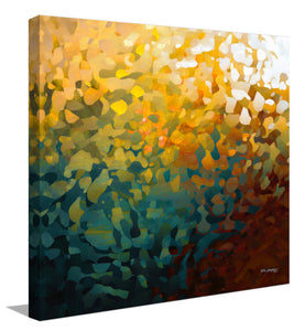 Canvas Wall Art Mark Lawrence When Our Life Appears Colossians 3 4