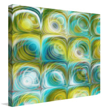Canvas Wall Art Mark Lawrence Circles and Squares 45
