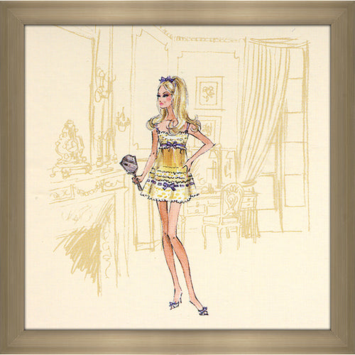 Canvas Art ,  Framed Fashion Wall Décor