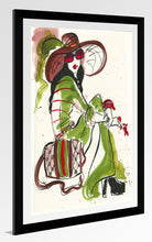 "BY Jodi ""Gucci Bag"" Framed Acrylic  Fashion Art"