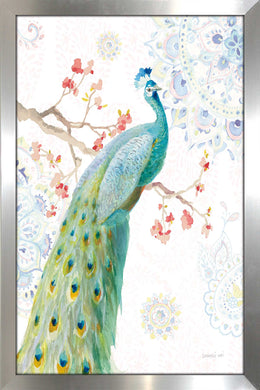Jaipur I Print on Acrylic Animals,White art,Portrait Shape,All Acrylic Art,Danhui Nai,All Subjects,All Colors,All Shapes,All Artists