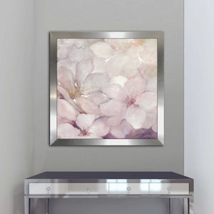 Apple Blossoms I by Julia Purinton Print on Acrylic Floral,Pink art,Square Shape,All Acrylic Art,Julia Purington,All Subjects,All Colors,All Shapes,All Artists