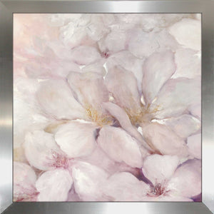 Apple Blossoms II by Julia Purinton Print on Acrylic Floral,Pink art,Square Shape,All Acrylic Art,Julia Purington,All Subjects,All Colors,All Shapes,All Artists