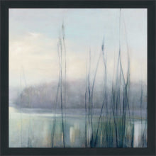 Misty Memories I by Julia Purinton Print on Acrylic Landscapes,Gray art,Square Shape,All Acrylic Art,Julia Purington,All Subjects,All Colors,All Shapes,All Artists