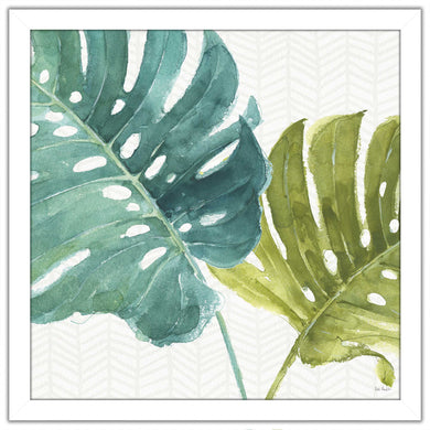 Mixed Greens LXXV by Lisa Audit Print on Acrylic Floral,Green art,Square Shape,All Acrylic Art,Lisa Audit,All Subjects,All Colors,All Shapes,All Artists