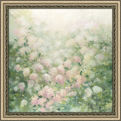 Dreamy by Julia Purinton Print on Acrylic Floral,Green art,Square Shape,All Acrylic Art,Julia Purington,All Subjects,All Colors,All Shapes,All Artists
