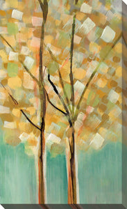 Shandelee Woods I by Susan Jill Print on CanvasLandscapes,Yellow art, Portrait Shape,Susan Jill,All Canvas Art,All Subjects,All Colors,All Shapes,All Artists
