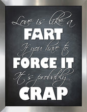 Like a Fart  Framed Wall Art