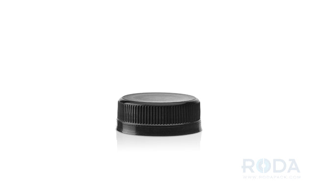 38 DBJ Black Tamper-Band cap