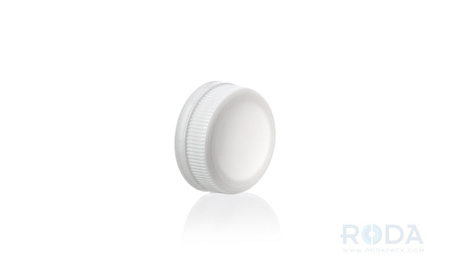 38 DBJ White Tamper-Band cap