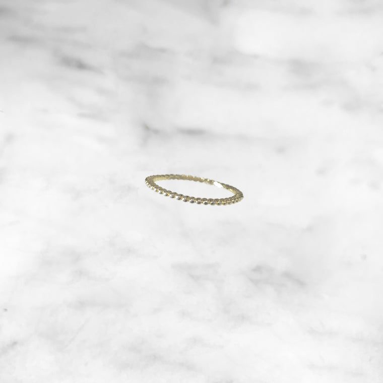 'GLORY' Ring in Gold