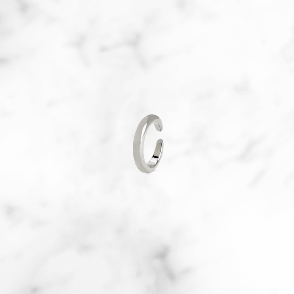 'GODDESS' Cuff Earring in Zilver