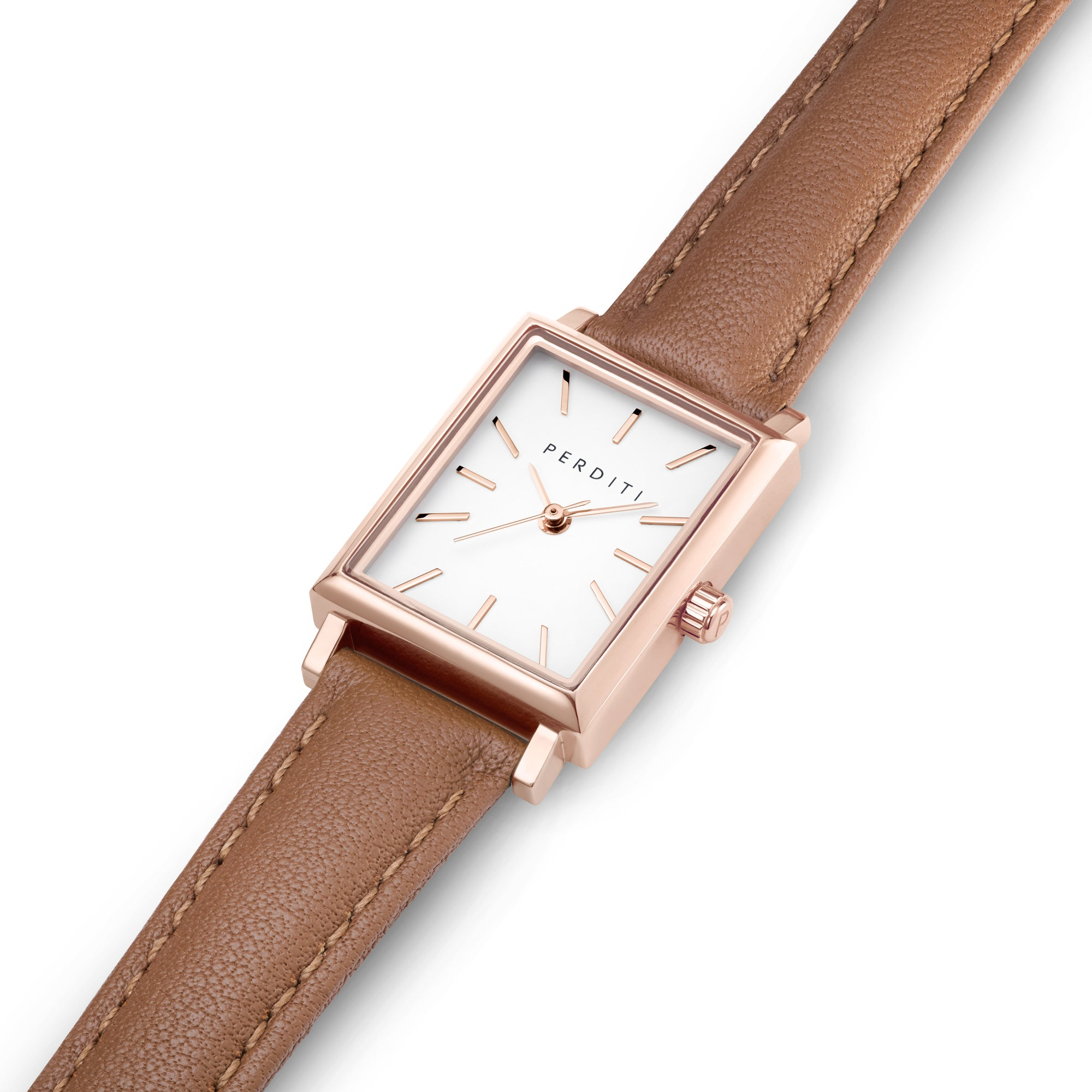 STRAP Brown Rose Gold