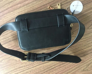 Package 1: One DUCA - Crossbody & Belt Bag Black