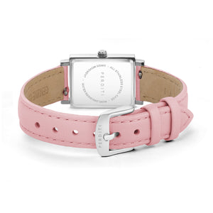 STRAP Pink Silver