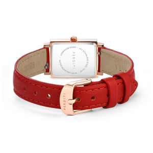 STRAP Red Rose Gold