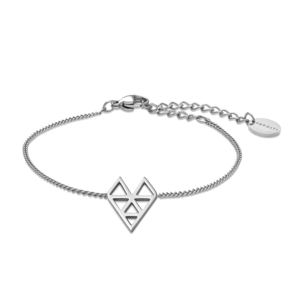 AMOTI ISSUE BRACELET Silver